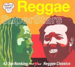 Reggae Superstars (42 Top Ranking Reggae Classics), Diverse Interpreten