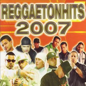 Reggaetonhits 2007, Diverse Interpreten