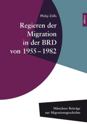 Regieren der Migration in der BRD von 1955-1982, Philip Zölls