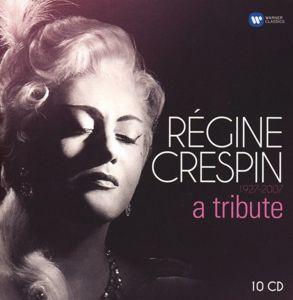 Regine Crespin: A Tribute, Regine Crespin, G. Pretre, M. Plasson, Lombard