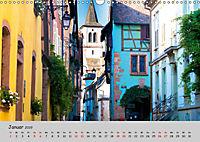 Region Elsass und Vogesen (Wandkalender 2019 DIN A3 quer) - Produktdetailbild 1
