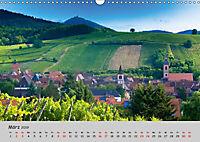 Region Elsass und Vogesen (Wandkalender 2019 DIN A3 quer) - Produktdetailbild 3