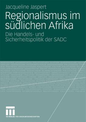 Regionalismus im südlichen Afrika, Jacqueline Jaspert