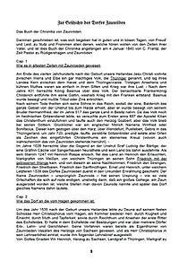 Register zu den Kirchenbüchern der evg.-luth. Kirchgemeinde Zaunröden 1667-1800 - Produktdetailbild 1