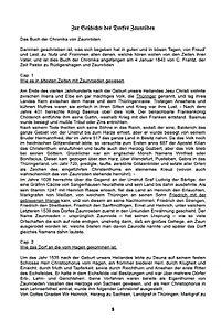 Register zu den Kirchenbüchern der evg.-luth. Kirchgemeinde Zaunröden 1667-1800 - Produktdetailbild 3