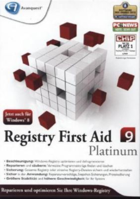 Registry First Aid 9 Platinum