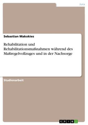 Rehabilitation und Rehabilitationsmaßnahmen während des Maßregelvollzuges und in der Nachsorge, Sebastian Makokies