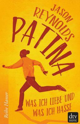 Reihe Hanser: Patina, Jason Reynolds