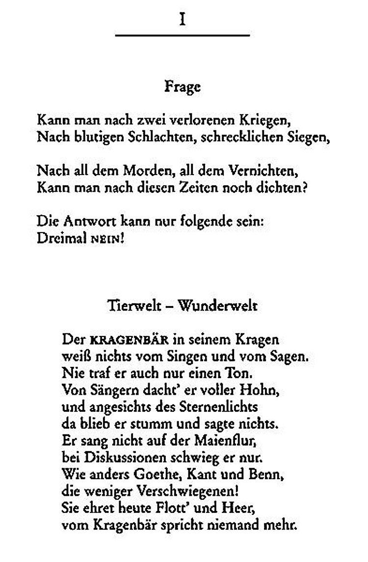 Reim Und Zeit Buch Von Robert Gernhardt Bei Weltbildch