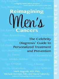 Reimagining Men's Cancers, David Tabatsky, Mark Boguski, Michele Berman