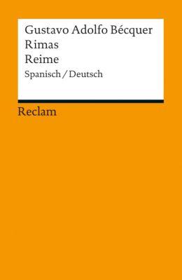 Reime - Gustavo Adolfo Bécquer pdf epub
