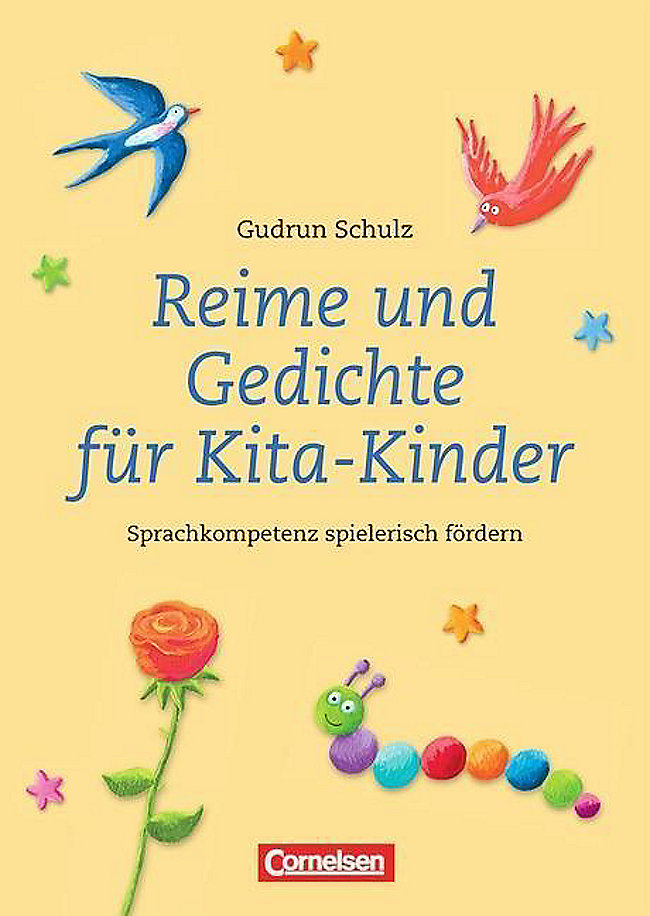 Reime und Gedichte für Kita-Kinder Buch portofrei bei Weltbild.de