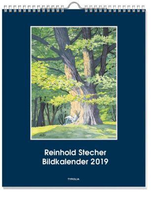 Reinhold Stecher Bildkalender 2019