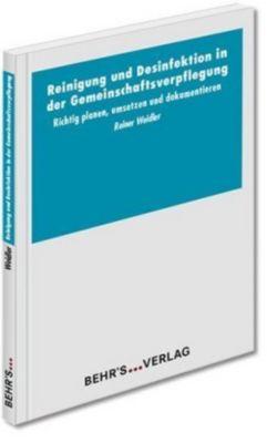 Reinigung und Desinfektion in der Gemeinschaftsverpflegung - Rainer Weidler pdf epub