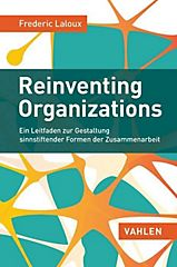 reinventing organizations visuell ein illustrierter leitfaden sinnstiftender formen der zusammenarbeit