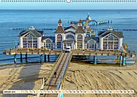 Reise durch Deutschland - Mecklenburg-Vorpommern (Wandkalender 2019 DIN A2 quer) - Produktdetailbild 1