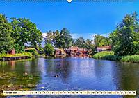 Reise durch Deutschland - Mecklenburg-Vorpommern (Wandkalender 2019 DIN A2 quer) - Produktdetailbild 2