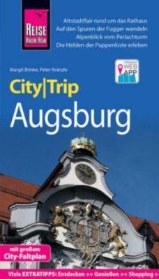 Reise Know-How CityTrip Augsburg, Margit Brinke, Peter Kränzle