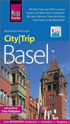 Reise Know-How CityTrip Basel, Margit Brinke, Peter Kränzle