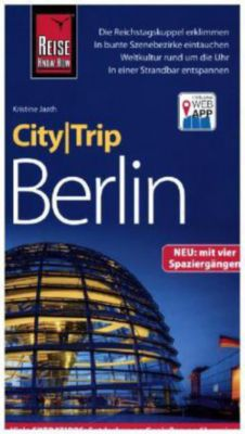 Reise Know-How CityTrip Berlin, Kristine Jaath