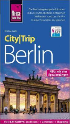 Reise Know-How CityTrip Berlin, Kristine Jaath