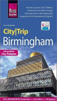 Reise Know-How CityTrip Birmingham - Anna Regeniter  
