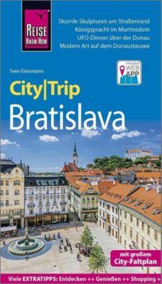Reise Know-How CityTrip Bratislava / Pressburg - Sven Eisermann |