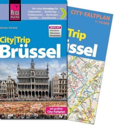 Reise Know-How CityTrip Brüssel, Günter Schenk