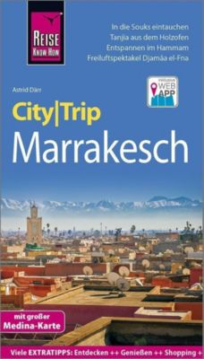 Reise Know-How CityTrip Marrakesch - Astrid Därr pdf epub