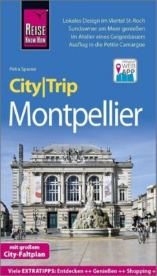 Reise Know-How CityTrip Montpellier - Petra Sparrer |