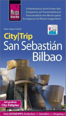 Reise Know-How CityTrip San Sebastián und Bilbao - Hans-Jürgen Fründt |