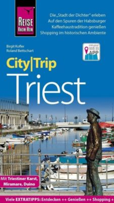 Reise Know-How CityTrip Triest, Birgit Kofler, Roland Bettschart