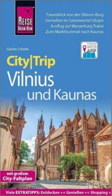 Reise Know-How CityTrip Vilnius und Kaunas - Günter Schenk pdf epub