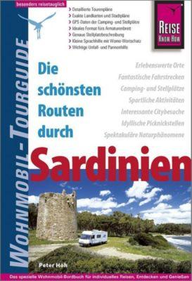 Reise Know-How Die schönsten Routen durch Sardinien - Peter Höh |