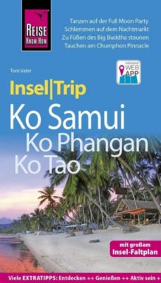 Reise Know-How InselTrip Ko Samui, Ko Phangan, Ko Tao, Tom Vater