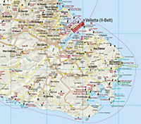 Reise Know-How InselTrip Malta mit Gozo, Comino und Valletta (Kulturhauptstadt 2018) - Produktdetailbild 1