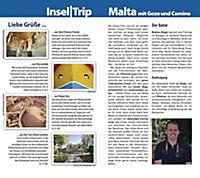 Reise Know-How InselTrip Malta mit Gozo, Comino und Valletta (Kulturhauptstadt 2018) - Produktdetailbild 2