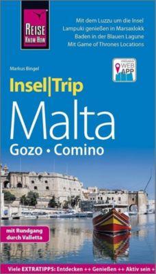 Reise Know-How InselTrip Malta mit Gozo und Comino - Markus Bingel pdf epub