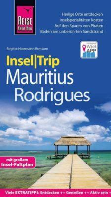 Reise Know-How InselTrip Mauritius und Rodrigues - Birgitta Holenstein Ramsurn |