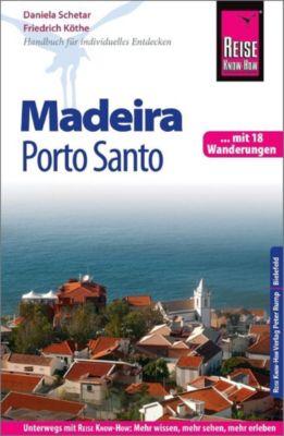 Reise Know-How Madeira und Porto Santo
