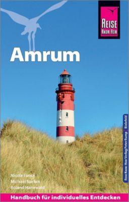 Reise Know-How Reiseführer Amrum