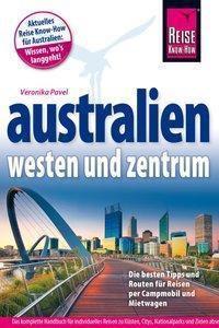 Reise Know-How Reiseführer Australien - Westen und Zentrum - Veronika Pavel pdf epub