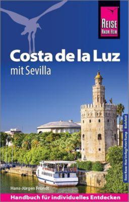 Reise Know-How Reiseführer Costa de la Luz - mit Sevilla - Hans-Jürgen Fründt |