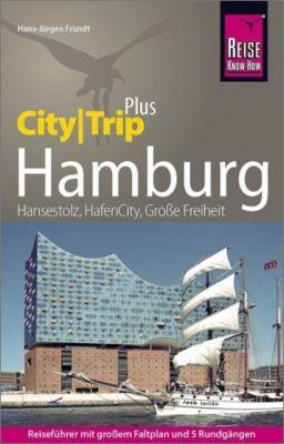 Reise Know-How Reiseführer Hamburg (CityTrip PLUS) - Hans-Jürgen Fründt pdf epub