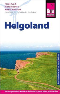 Reise Know-How Reiseführer Helgoland