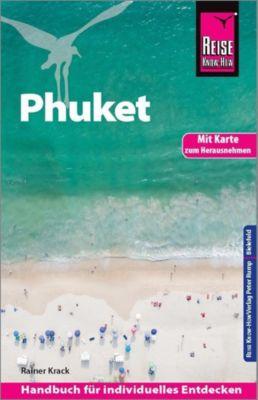 Reise Know-How Reiseführer Phuket mit Karte zum Herausnehmen - Rainer Krack |