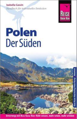 Reise Know-How Reiseführer Polen - der Süden - Izabella Gawin |
