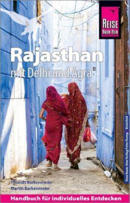 Reise Know-How Reiseführer Rajasthan mit Delhi und Agra -  pdf epub