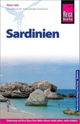 Reise Know-How Reiseführer Sardinien, Peter Höh
