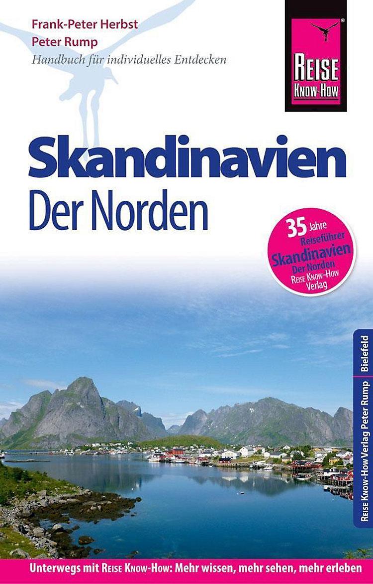 reise know how reisef hrer skandinavien der norden durch finnland schweden und norwegen zum. Black Bedroom Furniture Sets. Home Design Ideas